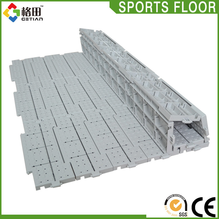 CE Standard pp interlocking party floor protection,temporary party tent floor