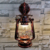 Maso 2019 Fashion Chinese Style Multishape Retro Industrial Wall lamp Oil Lantern Wall Light For Bar Loft with Edison Bulb