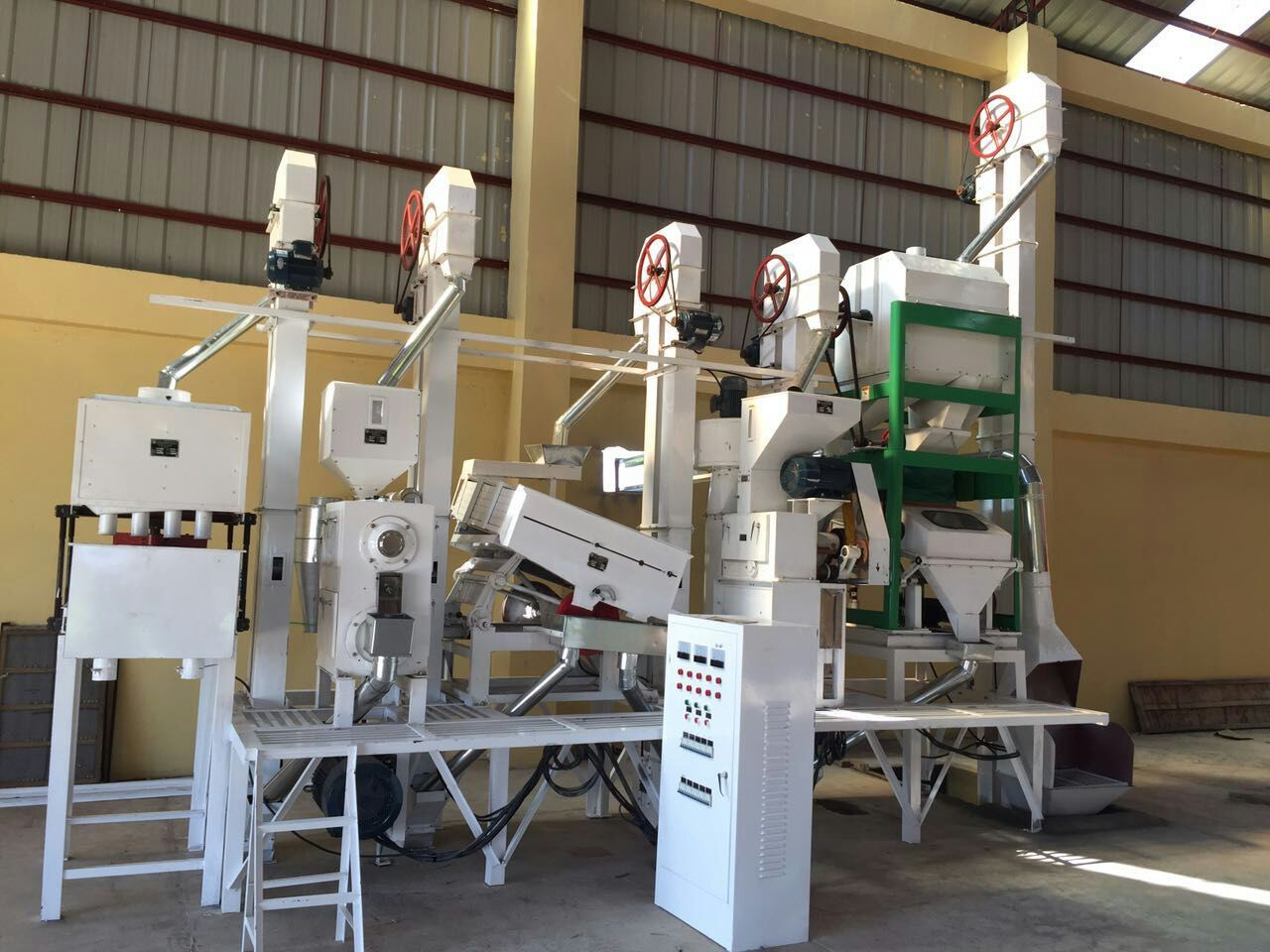 5TPH Rice Milling Equipment/Rice Mill Machine/ Rice Mill Plant For Grain Processing And Rice Mill
