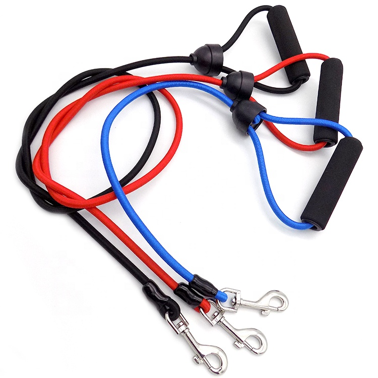 Factory OEM Various strong coated spring wire rope spring coil safety tool lanyard coil for sports