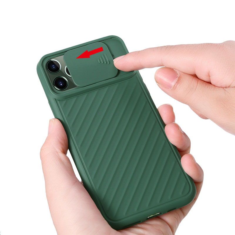 for iPhone 12 Pro <strong>Max</strong> Case Lens Cover with Slide Camera Protector for iPhone 11 Case Camera Cover