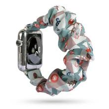 Резной ремешок для Apple watch band 44 мм 40 мм iWatch band 38 мм 42 мм женский ремень браслет Apple watch 5 4 3 2 42/44 38/40 мм(China)