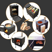 china portable wood stove wood pellet cooking stove wood pellet stove