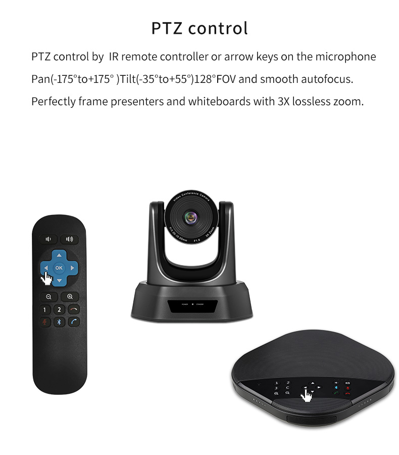 wholesale cost-effective conferencing camera