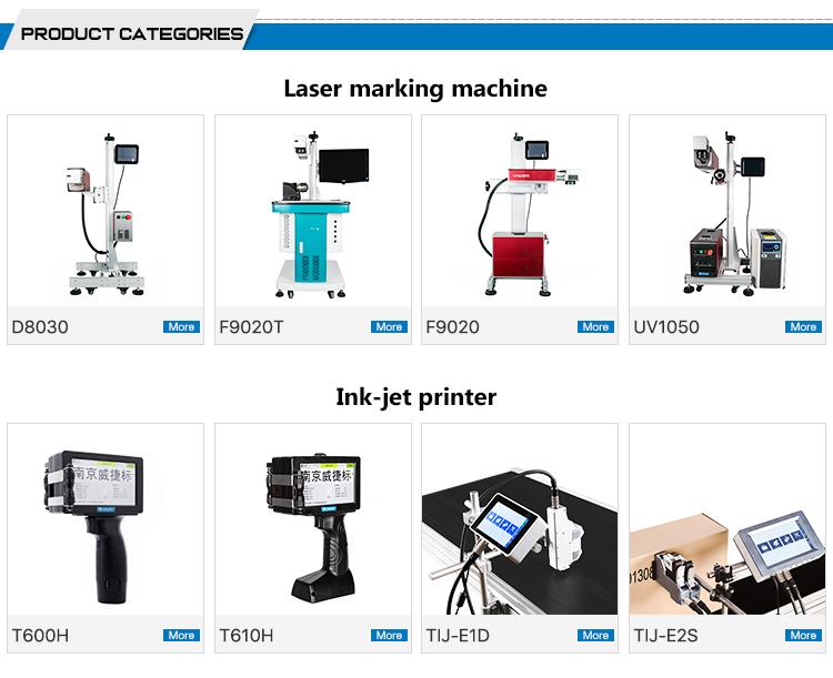 Draagbare tij inkjet handheld spray machine afdrukken online automatische batch codering