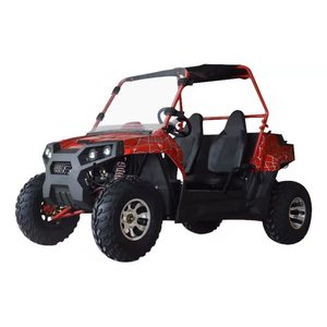 2019 New mini quad 200cc UTV 4X4 side by side two seat off road buggy