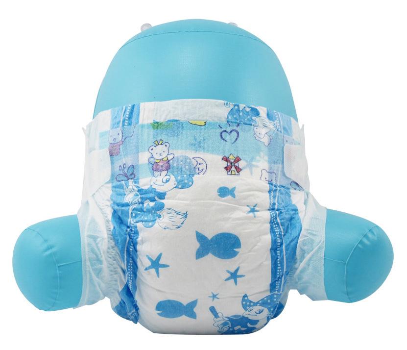 A1 बिग संवर्धन! बेबी डायपर डिस्पोजेबल डिस्पोजेबल Dipers एक ग्रेड गुणवत्ता बेबी डायपर निर्माता