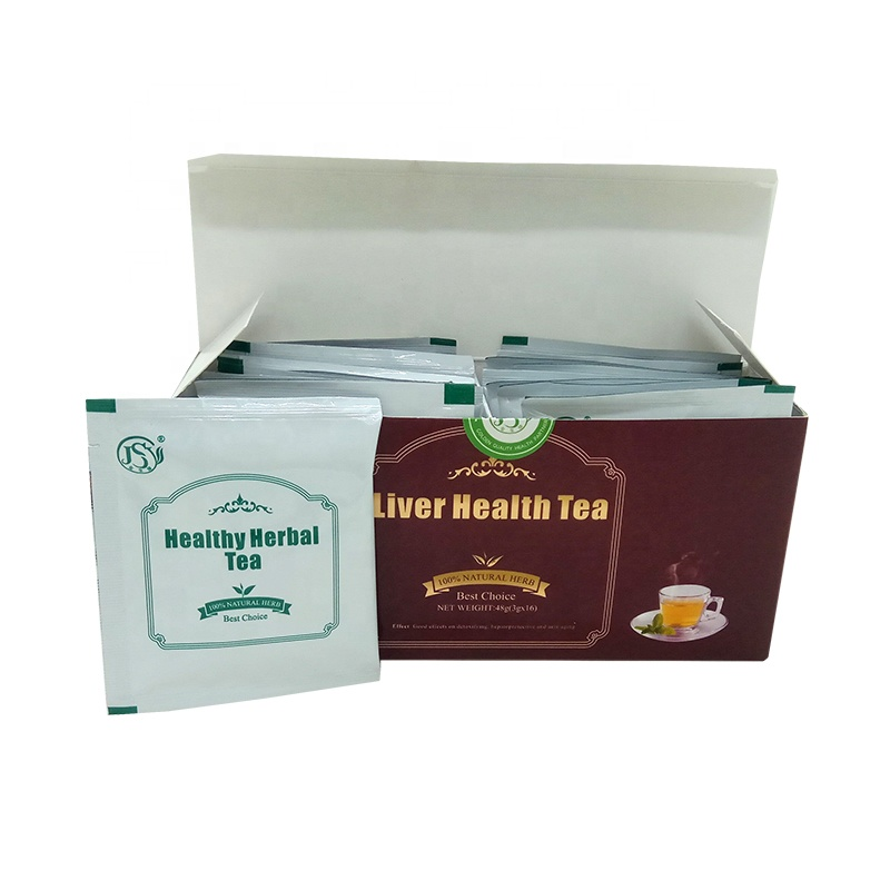 Liver Protection Chinese Herbal Tea Liver Detox Herbal Tea