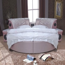 Hot Koop Multifunctionele Ronde <span class=keywords><strong>Bed</strong></span> Voor Thema Hotel