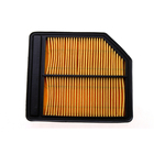 Low price heap custom auto air filter for 17220-RNA-Y00