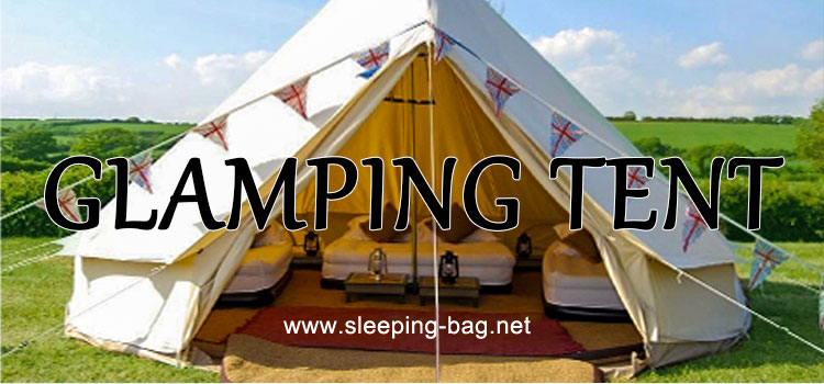 Waterproof Cotton Canvas Luxury Glamping Tents For Sale
