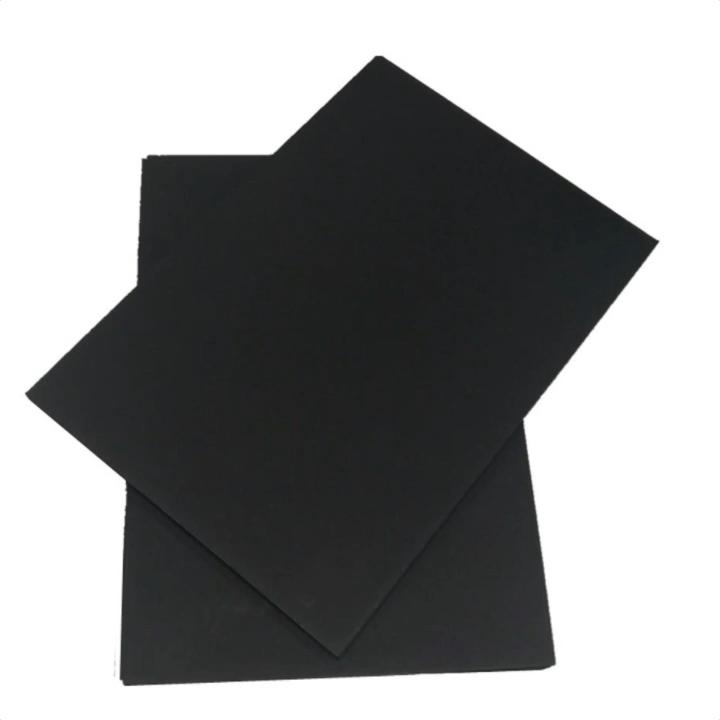 schwarzer pappe schwarz bristol papier schwarz papierrolle preis