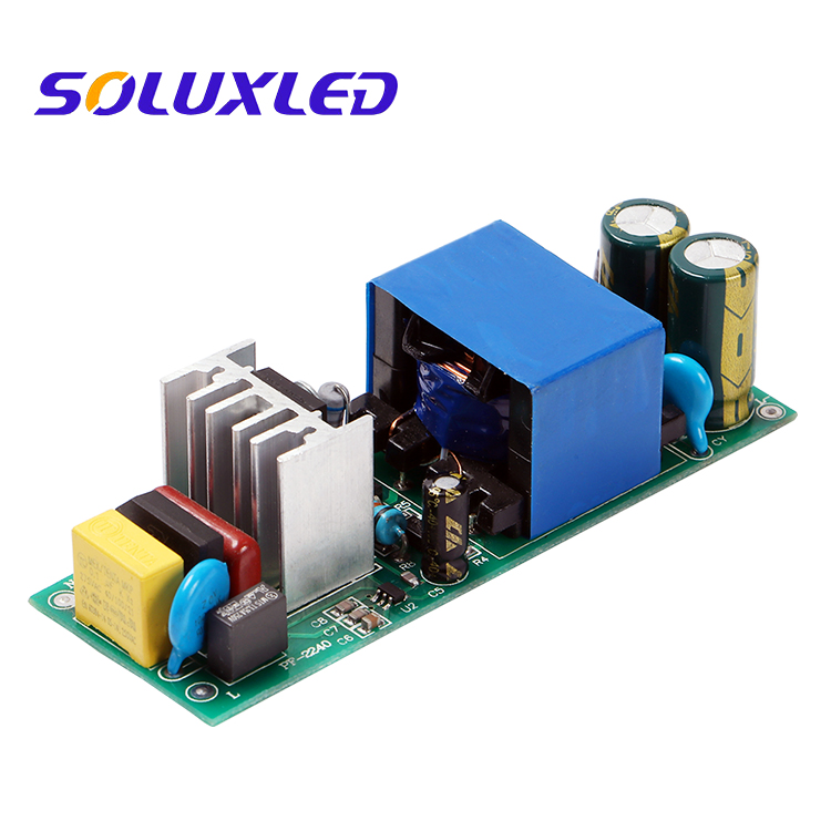 50W led driver isolated 600mA 700mA 1500mA built-in bareboard openframe led driver power supply for internal use