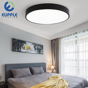 NEW indoor led home lighting bedroom surface mounted Modern ip33 round led light ceiling for room decorating light