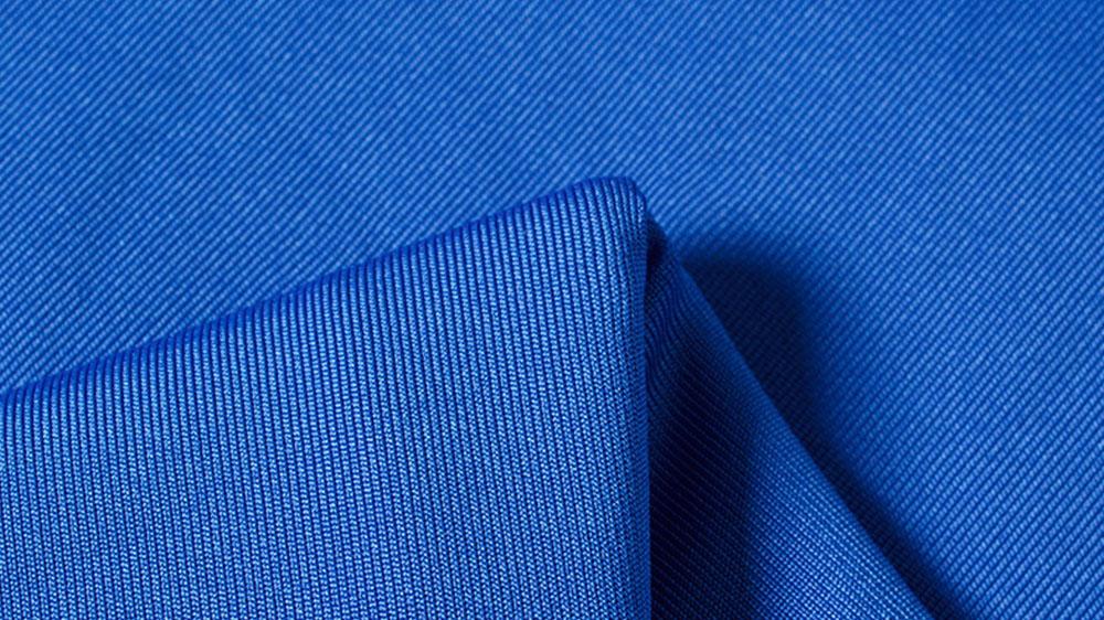 NO MOQ 140gsm 92%Polyester 8%Spandex Soft dri fit fabric for sportswear underwear