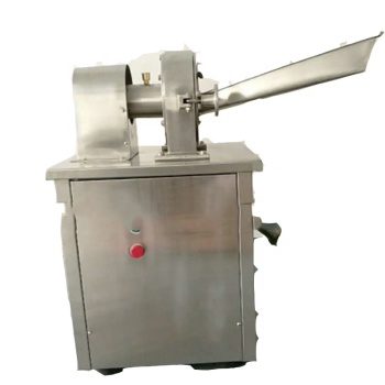 Traditional Chinese medicine powder mill