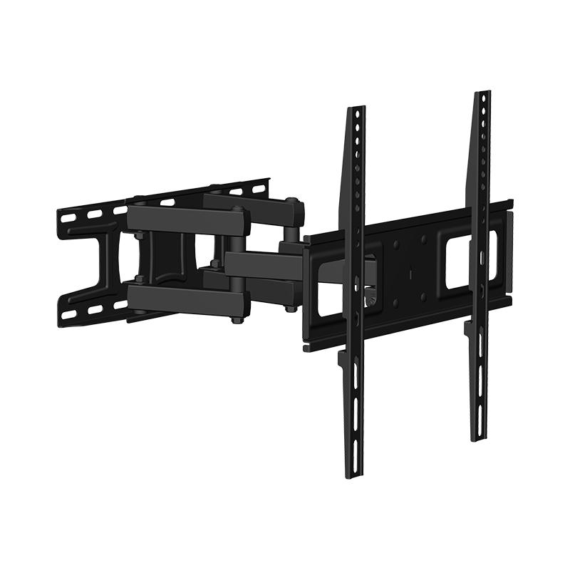 """VESA 400*400 23""""-60"""" LED LCD OLED TV Size Adjustable Height Wall TV Bracket"""