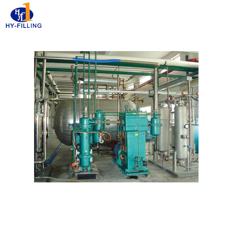 CO2 recovery CO2 recycle system CO2 generation system kohlendioxid recovery anlage