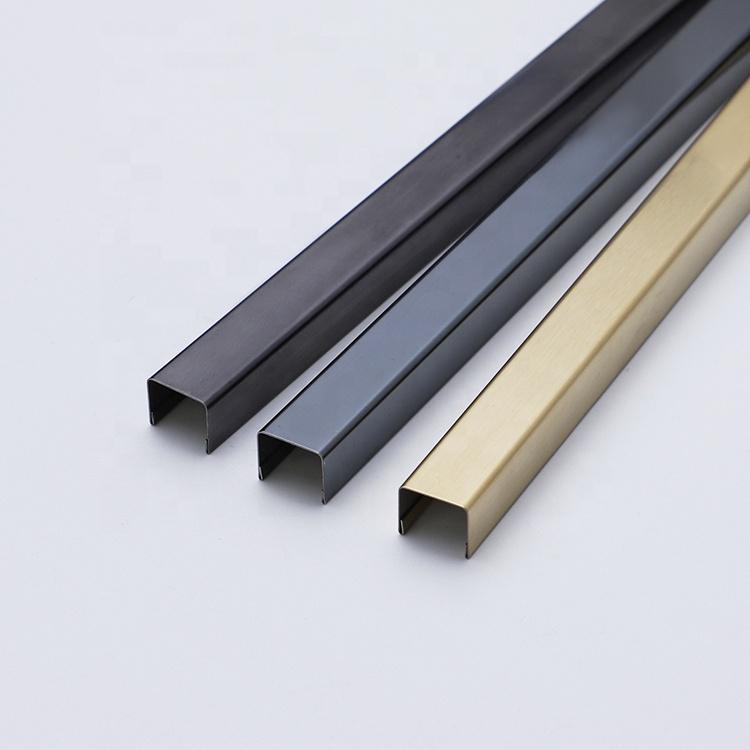 Niu Yuan Stainless Steel Marble Edge
