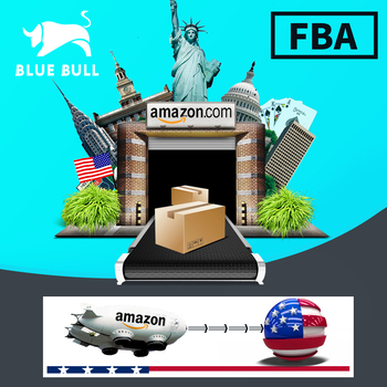 Amazon fba tür zu tür lieferung service fba spediteur international air frachtraten China spediteur nach USA