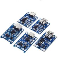 Charging Module 18650 Lithium Battery Charger Board Tp 4056 Micro Usb mini Manufacturer Li Ion Modul Tp4056