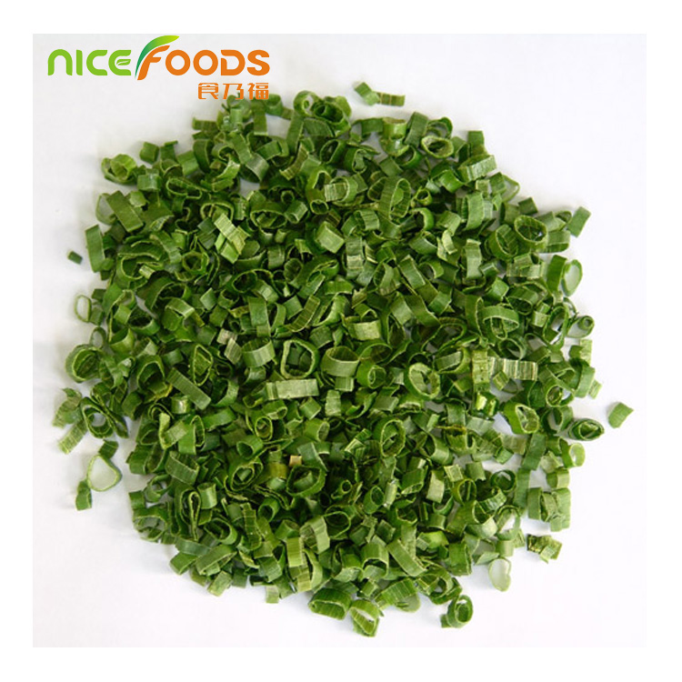 natural freeze dried vegetable wholesale freeze dried green onion