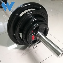 Hot Selling Gym Rvs <span class=keywords><strong>Barbell</strong></span> Set Bumper <span class=keywords><strong>Platen</strong></span> Rubber Gewichtheffen Gym Tri Grip Gewicht Plaat