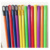 High quality Eco-Friendly Feature and Flat Handle Type colorful broom handles