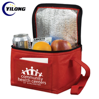 free sample food insulated fitness cooler lunch bag