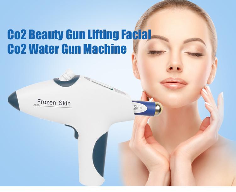No needle mesotherapy anti-aging skin whitening rejuvenation frozen skin gun