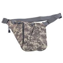 Многофункциональная потайная тактическая сумка для хранения пистолетов, Мужская левая и правая нейлоновая сумка на плечо, противоугонная ...(Китай)