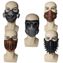 Groothandel 2020 Nieuwe Collectie Modieuze Halloween <span class=keywords><strong>Masker</strong></span> Steampunk Gas Maskers Enge <span class=keywords><strong>Horror</strong></span> Skull Maskers Voor Halloween Party