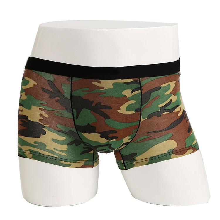 OEM Più Comodo Mens t-shirt in Cotone Della Biancheria Intima Marchi Boxer Riassunti degli uomini