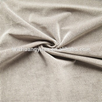 100% Polyester Burn Out Velvet Dress Fabric Polyester Corduroy Fabric