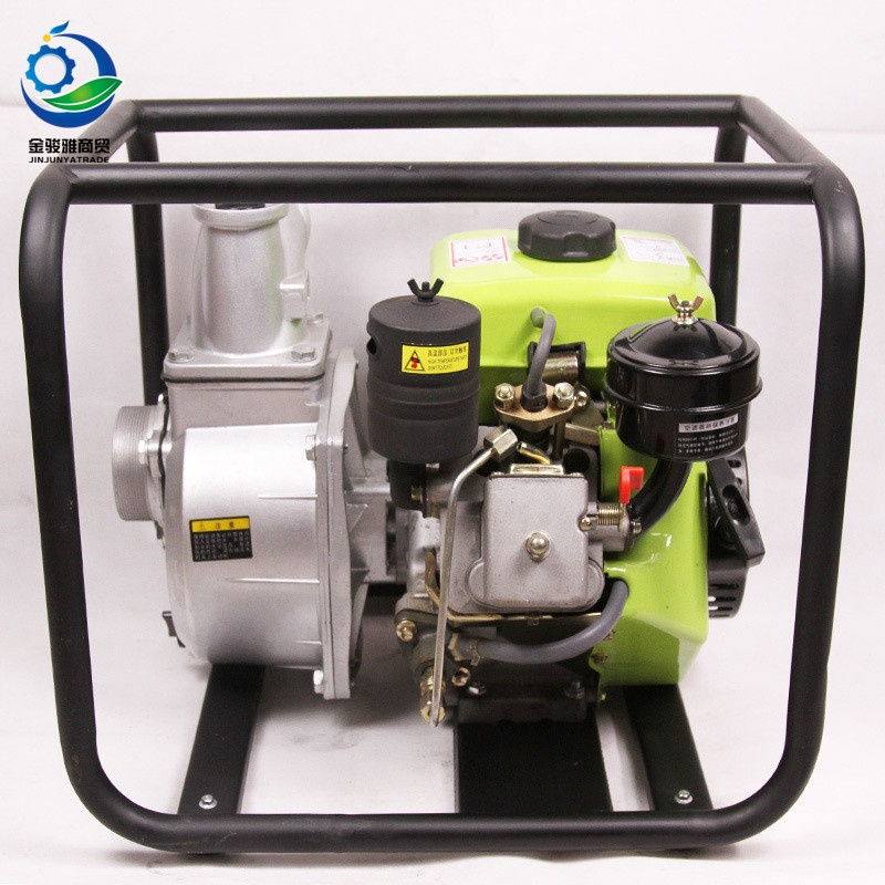 Groothandel Mini Luchtgekoelde Benzine Waterpomp
