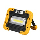 12V Portable 10W usb rechargeable battery inspection lamp cob aldi Led work light