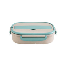 Koelkast organizer biologisch afbreekbaar voedsel container Enkele crown <span class=keywords><strong>lunch</strong></span> Magnetron rijst hush bento <span class=keywords><strong>box</strong></span> fabrikant