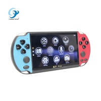 CT821 Hot Item Portable Handheld 8 16 32 64 128 Bits MP5 Consola de Juegos Portatil Gaming Consola Game Video Player Console