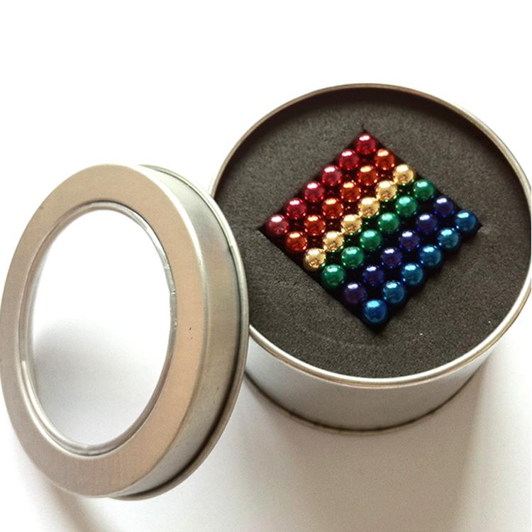 Neo cube magnetic 216 magnetic neodym magnet ball