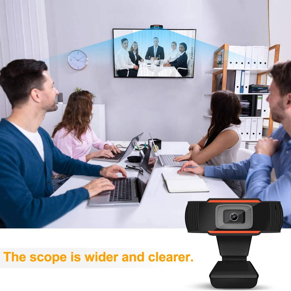 Amazon hot selling 720P/1080p webcam auto focus usb for video conference