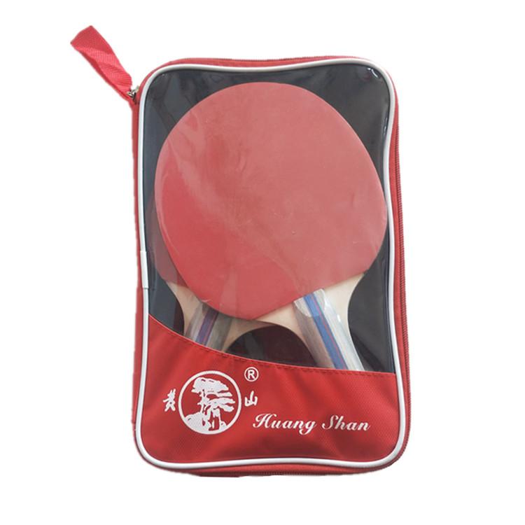 Dengan Harga Murah Raket Tenis Meja Set untuk Hiburan Dalam Ruangan Pingpong Dayung Set UNTUK KELUARGA Tenis Meja Bat Set dengan Penutup tas