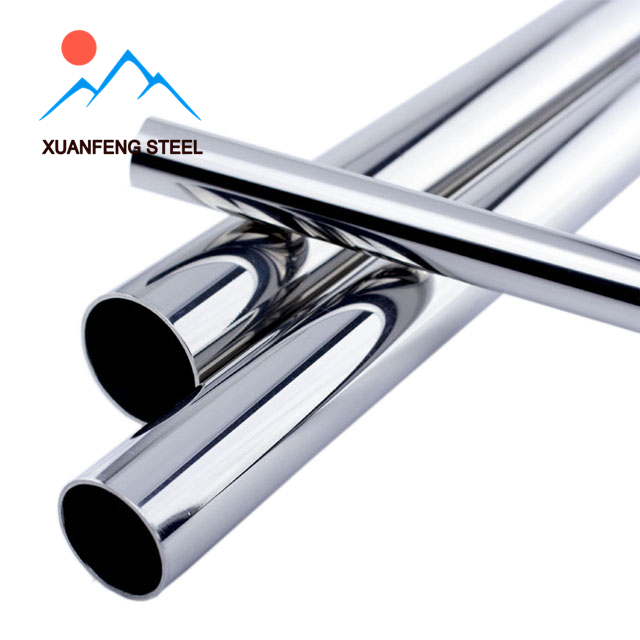 SS304 and SS316L sanitary welded <strong>stainless</strong> steel pipe