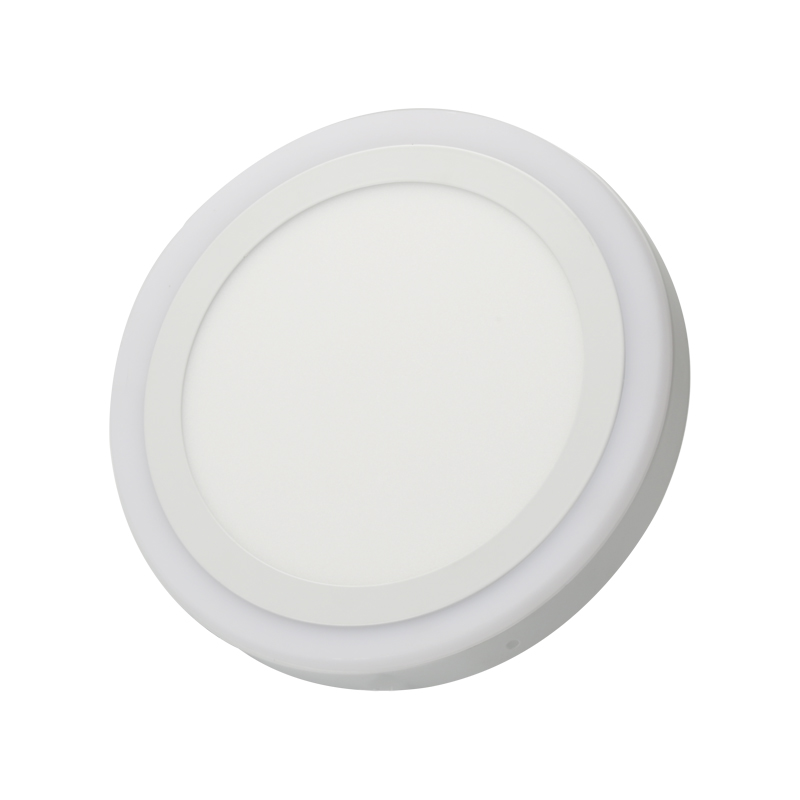 Ceiling Lights Item Type and Surface Mounted Install Style Good quality 12+4w RGB PGB  Led Down Light round