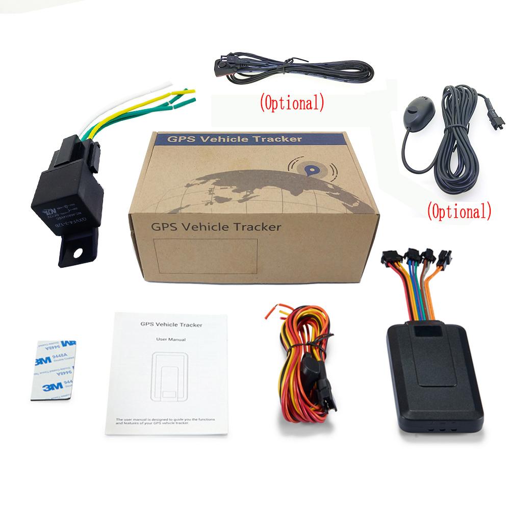 GPS Xe & Xe Tải Theo Dõi Thiết Bị Xe Hệ Thống Báo Động/gps tracker bất cứ nơi nào sim thẻ gsm/gprs xe tracker cho hàng rào địa lý sử dụng