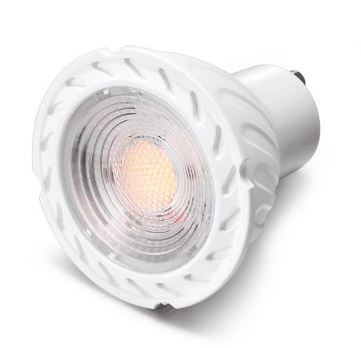 High Efficiency COB and SMD dimmable and non-dimmable LED gu10 spot light