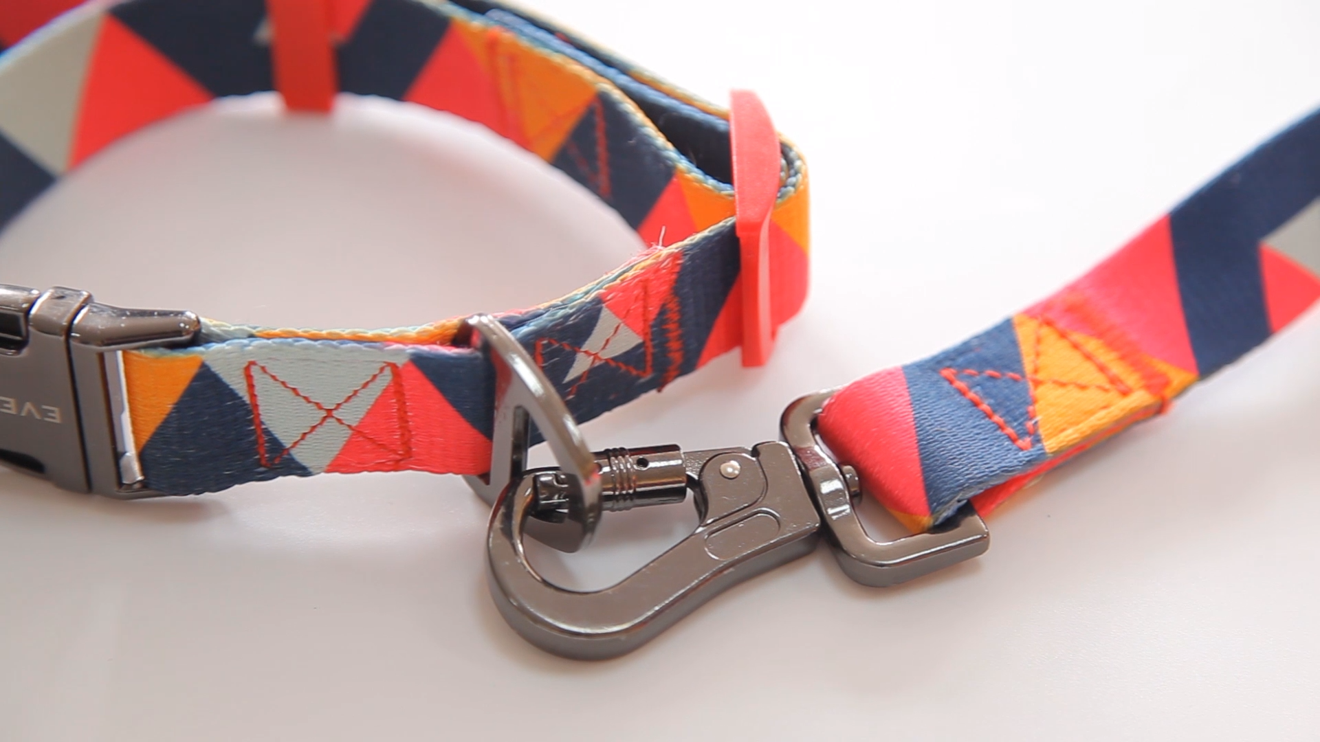 Custom Colorful Printed Gentle Leader Dog  Leash
