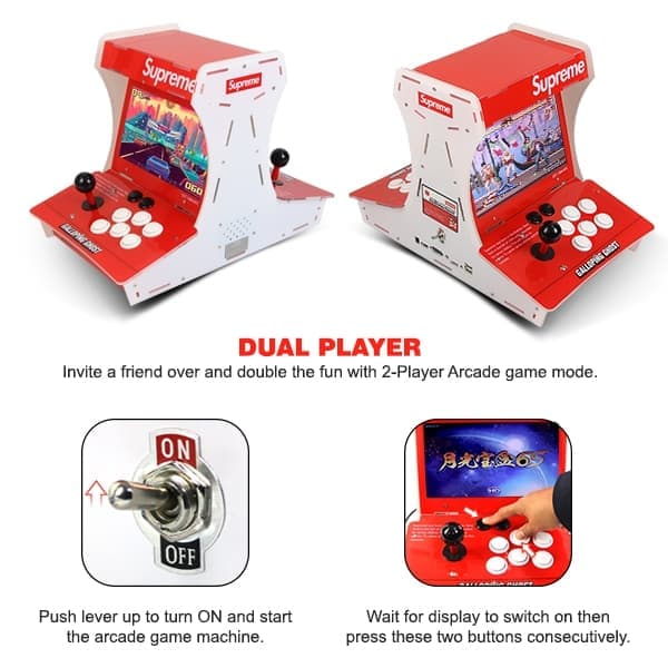 2020 Newest Directly Sale Pandora Box-2 Game Console Video Games PS4 Unblocked Games With 3003 Built-in Games For Sale