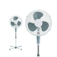 Portable 16 Inch Ac 110v 220V Quiet Cooling Electronic Stand Fan For Home