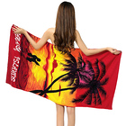 Promotion Towel Towels Beach Promotion Microfiber Custom Beach Towel