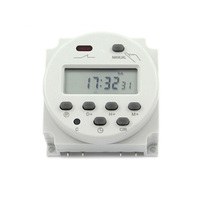 NBL101A Mini Weekly Digital Programmable Cycle Timer Switch